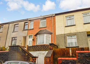 Thumbnail 3 bed terraced house for sale in Edward Terrace, Abertridwr, Caerphilly