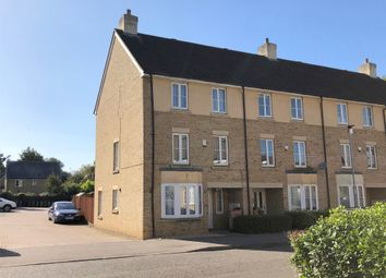 Thumbnail 3 bed end terrace house for sale in Cheere Way, Papworth Everard, Cambridge