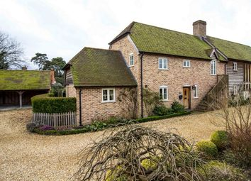 Thumbnail 3 bed semi-detached house for sale in Hook Road, North Warnborough, Hook
