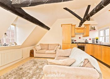 Thumbnail 2 bedroom flat for sale in Market Place, Hertford