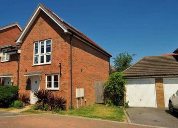 Thumbnail 2 bed end terrace house for sale in Colemans Close, Kingsnorth, Ashford