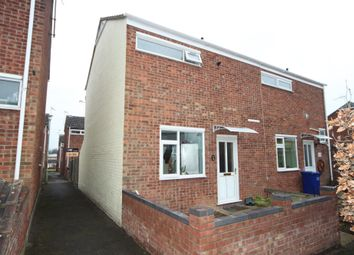 Thumbnail 2 bedroom semi-detached house to rent in Vincent Close, Newmarket