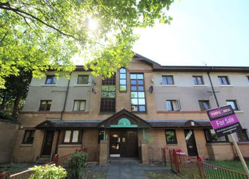 Thumbnail 2 bed flat for sale in 18 Ratho Drive, Glasgow