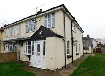 Thumbnail 3 bed semi-detached house for sale in Evans Street, Crewe, Cheshire