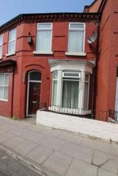 Thumbnail 3 bedroom terraced house to rent in City Road, Walton, Liverpool, Merseyside