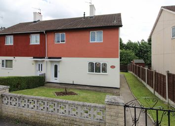 Thumbnail 3 bed semi-detached house to rent in Circular Drive, Renishaw, Sheffield