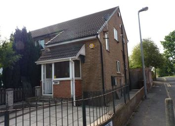Thumbnail 1 bed flat to rent in Strawberry Road, Salford