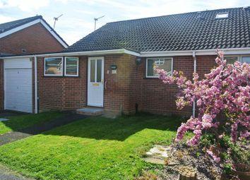 Thumbnail 2 bedroom semi-detached bungalow for sale in Ashfield, Chineham, Basingstoke