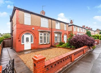 Thumbnail 3 bed semi-detached house for sale in Whalley Road, Clayton Le Moors, Accrington