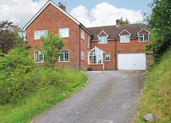 Thumbnail 5 bed detached house for sale in Vicarage Park, Redlynch, Salisbury