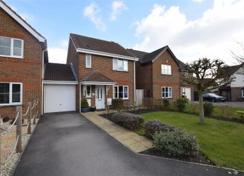 Thumbnail 3 bed link-detached house for sale in Badger Rise, Portishead, Bristol