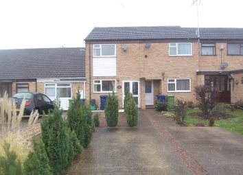 Thumbnail 2 bed terraced house to rent in Springwater Close, Northway, Tewkesbury