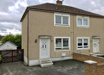 Thumbnail 2 bedroom semi-detached house for sale in Crogal Crescent, Chapelhall