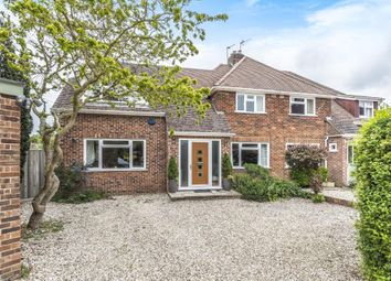Thumbnail 4 bedroom semi-detached house for sale in Oakend Way, Padworth