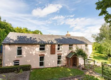 Thumbnail 5 bed detached house for sale in Large 5 Bed Detached Family Home, Shucknall, Hereford