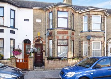 Thumbnail 3 bedroom terraced house for sale in Beresford Road, Lowestoft