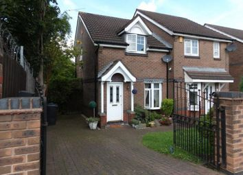 Thumbnail 2 bed semi-detached house for sale in Hall Street, Oldbury, West Midlands