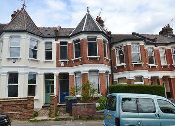 Thumbnail 3 bed flat to rent in Pemberton Road, London