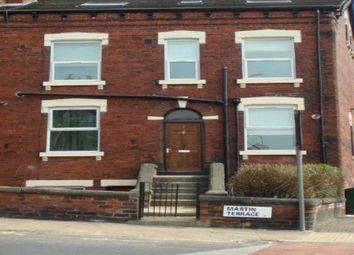 Thumbnail Room to rent in Martin Terrace (Room 1), Burley, Leeds