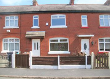 Thumbnail 3 bed terraced house to rent in Central Avenue, Worsley, Manchester