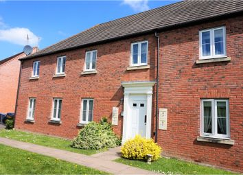 Thumbnail 2 bedroom flat for sale in Spiller Close, Stratford-Upon-Avon