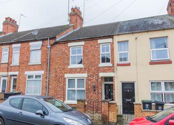 Thumbnail 2 bed terraced house for sale in Addington Road, Irthlingborough, Wellingborough