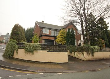 Thumbnail 4 bedroom detached house to rent in Park Lane, Whitefield, Manchester