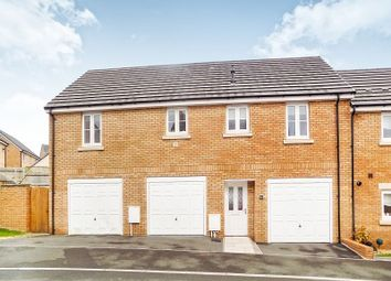 Thumbnail 1 bed property for sale in Ffordd Y Grug, Coity, Bridgend.