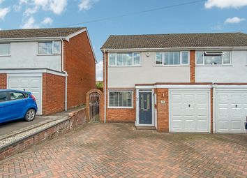 Thumbnail 3 bed semi-detached house for sale in Elmtree Road, Sutton Coldfield