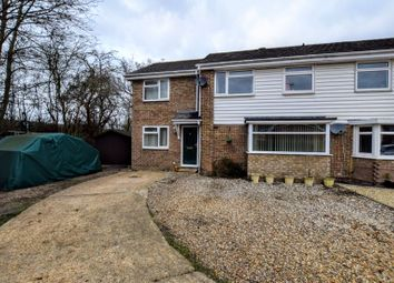 Thumbnail 5 bed semi-detached house for sale in Pemberton Close, Aylesbury