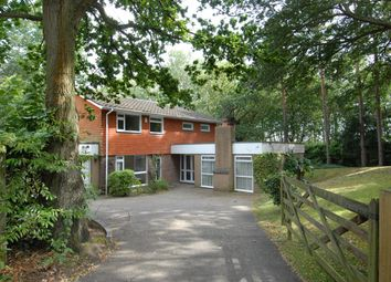 Thumbnail 4 bedroom detached house to rent in Dower Park, Windsor