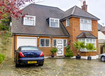 Thumbnail 6 bed detached house for sale in Ringwood Avenue, London
