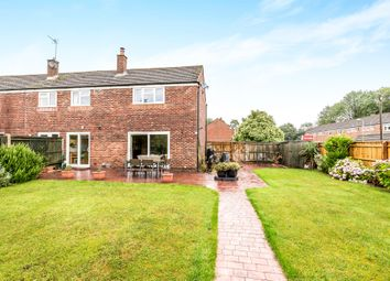 Thumbnail 3 bed end terrace house for sale in Fairhaven Road, Caversfield, Bicester