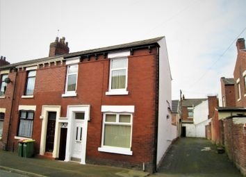 Thumbnail 3 bedroom end terrace house to rent in Stocks Road, Preston