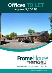 Thumbnail Office to let in Bonds Mill, Stonehouse
