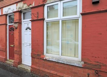 Thumbnail 2 bed terraced house for sale in Hemmons Road, Longsight, Manchester