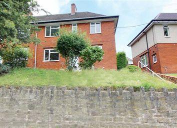 Thumbnail 3 bedroom semi-detached house to rent in Newbridge Lane, Chesterfield, Derbyshire