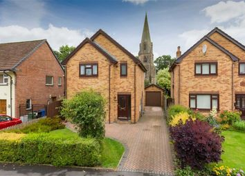 Thumbnail 3 bed detached house for sale in Nelson Gardens, Inskip, Preston