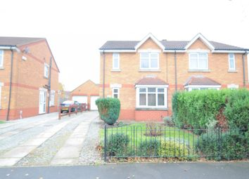 Thumbnail 3 bedroom semi-detached house for sale in Lindengate Avenue, Hull, North Humberside