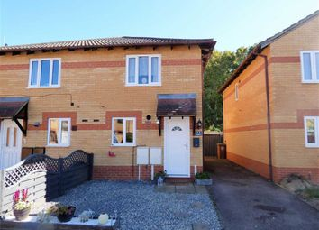 Thumbnail 2 bed semi-detached house for sale in Kingfisher Close, Woodford Halse, Northants