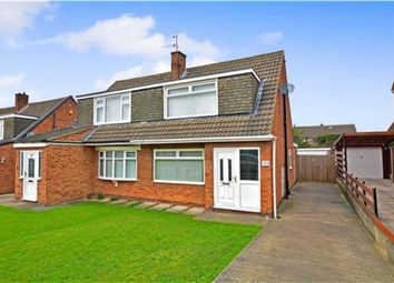 Thumbnail 3 bed semi-detached house for sale in Fairburn Drive, Leeds, West Yorkshire