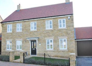 Thumbnail 4 bed detached house for sale in Little Grebe Road, Bishops Cleeve, Cheltenham