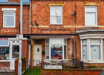 Thumbnail 2 bed terraced house for sale in Gateford Road, Worksop, Nottinghamshire