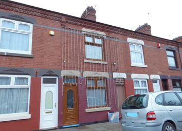 Thumbnail 3 bed terraced house for sale in Weymouth Street, Leicester