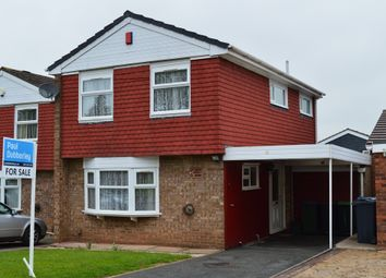 Thumbnail 3 bed detached house for sale in St. Edmunds Close, West Bromwich