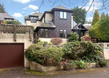 Thumbnail 4 bedroom detached house for sale in Weston Lane, Bath