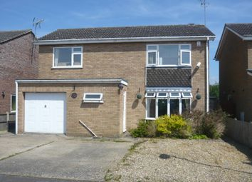 Thumbnail 4 bed detached house to rent in Sandringham Drive, Downham Market