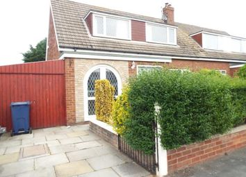 Thumbnail 2 bed semi-detached house for sale in Lancaster Drive, Southport, Merseyside