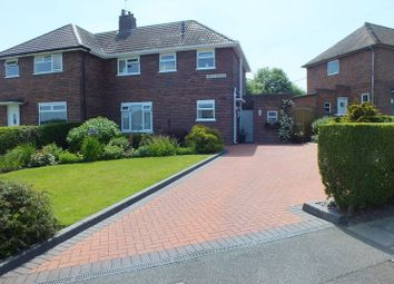 Thumbnail 3 bed semi-detached house for sale in Maple Avenue, Talke, Stoke-On-Trent