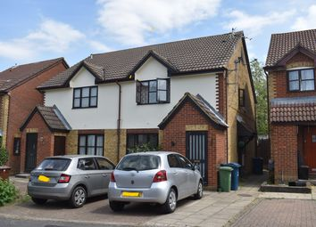 Thumbnail 1 bed flat for sale in Greenacre Close, Northolt / Harrow Borders